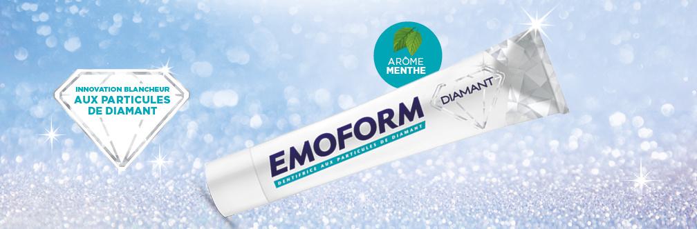 EMOFORM DIAMANT tandpasta