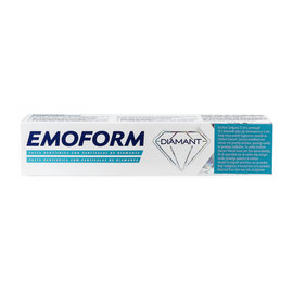 EMOFORM DIAMANT tandpasta - tube 75 ml