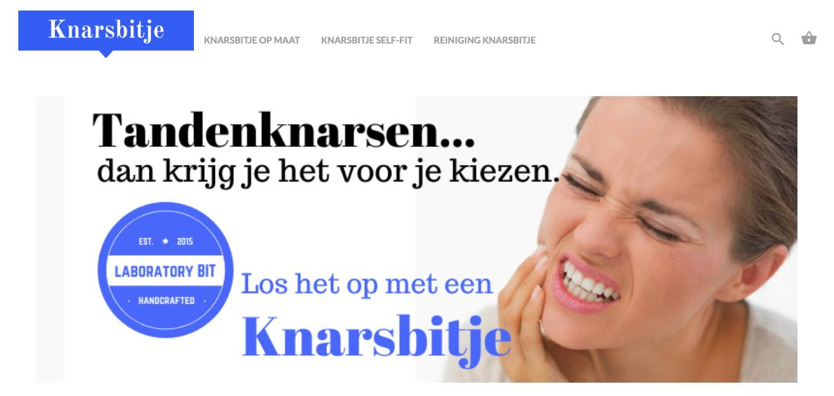 Knarsbitje.com een Trophax website