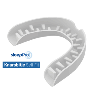 SleepPro Knarsbitje Self-Fit AM (Anti-Micobieel)