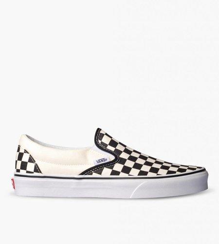 Vans Vans Ua Classic Slip-On Black White Checkerboard