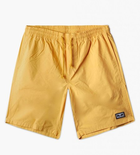 Obey Obey Legacy Short III Yellow