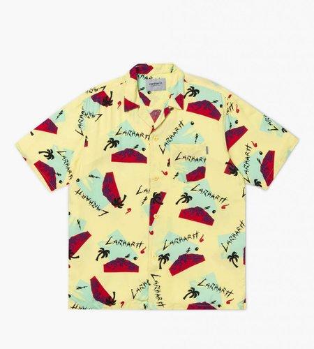 Carhartt Carhartt Ss Anderson Shirt Citrine