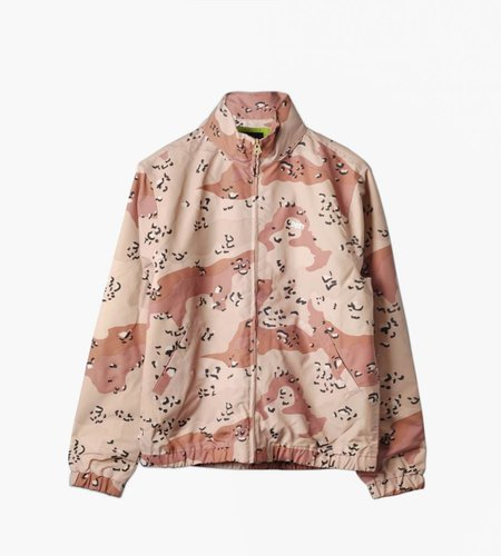 Obey Obey Debaser Shell Jacket Choco Chip Camo