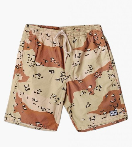 Obey Obey Subversion Short Choco Chip Camo