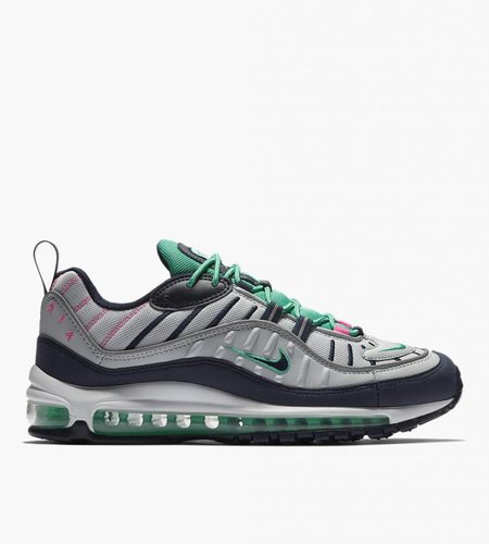 Nike Nike Air Max 98 Pure Platinum Obsidian Kinetic Green