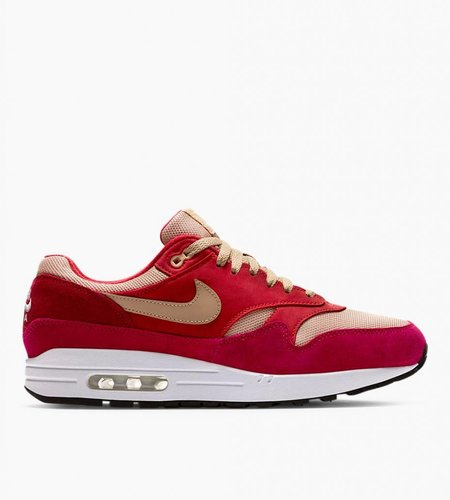 Nike Nike Air Max 1 Premium Retro Red Curry Tough Red Mushroom Rush Red Pale Vanilla