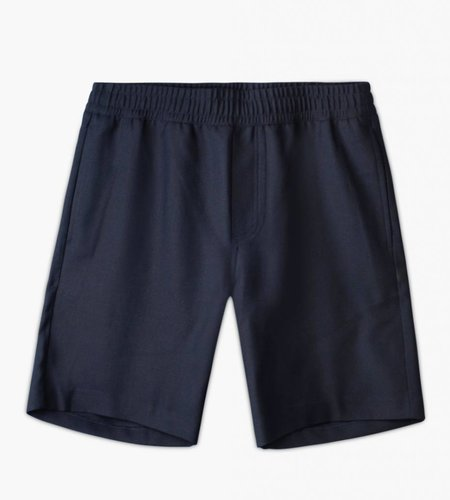Samsoe & Samsoe Samsoe & Samsoe Smith Shorts 7640 Dark Sapphire