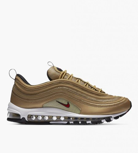 Nike Nike W Air Max 97 OG QS Metallic Gold Varsity Red