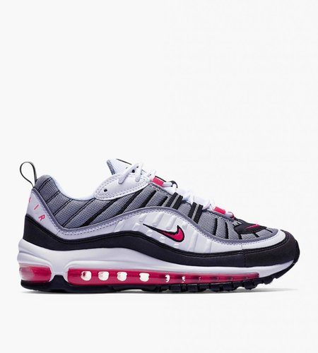 Nike Nike W Air Max 98  'Solar Red' White Solar Red Dust Reflect Silver