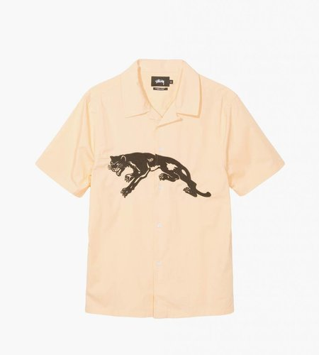 Stussy Stussy Panther Shirt Peach