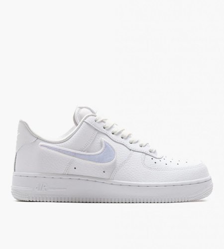 Nike Nike Air Force W 1-100 Swoosh White