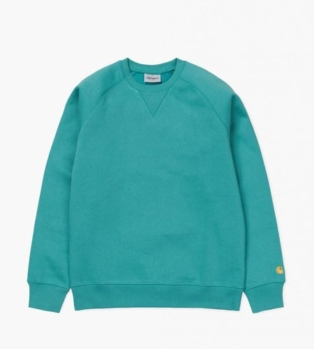 Carhartt Carhartt Chase Sweat Soft Teal