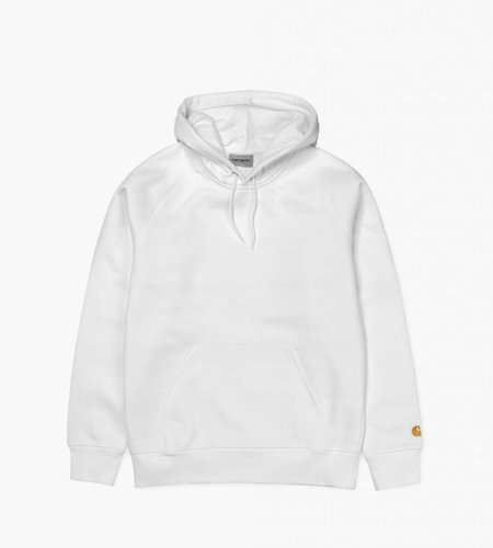 Carhartt Carhartt Hooded Chase Sweat White