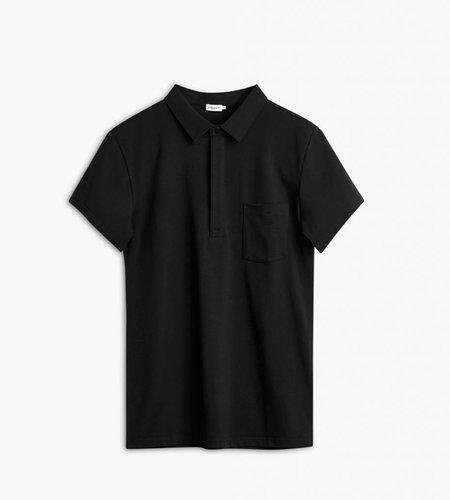 Filippa K Filippa K M. Soft Lycra Poloshirt Black