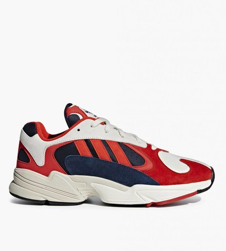 Adidas Adidas Yung-1 Collegiate Navy Red/White