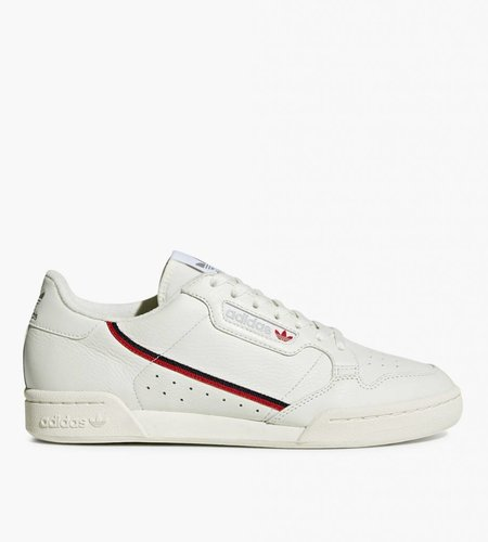 Adidas Adidas Continental 80 White Red Off White