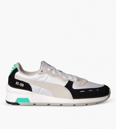 PUMA Puma RS-350 Re-Invention Black Gray Violet White