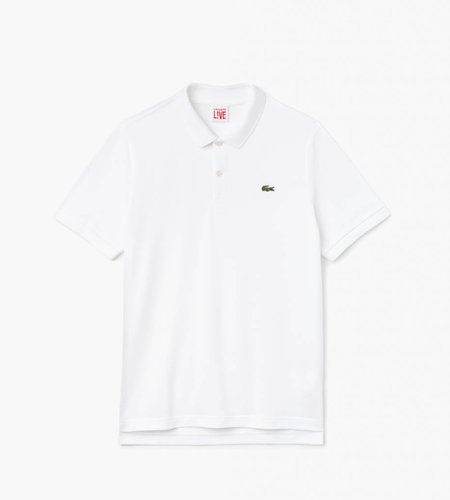 Lacoste Live Lacoste Live 1HP3 - Men s S/S polo White