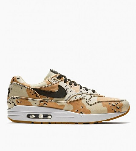 Nike Nike Air Max 1 Premium Desert Camo Beach Black Praline Light Cream