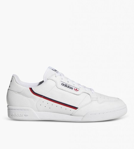 Adidas Adidas Continental 80 Rascal White Scarlet Navy