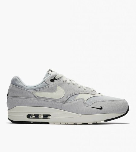 Nike Nike Air Max 1 Premium Pure Platinum Sail Black White