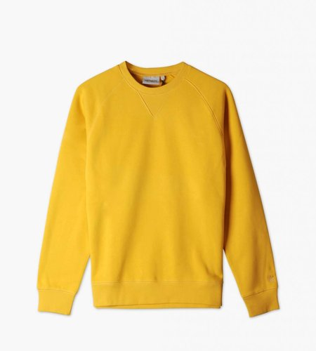 Carhartt Carhartt Chase Sweat Quince Gold