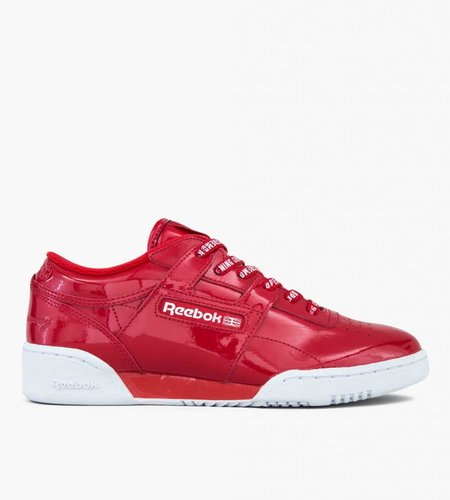 Reebok Reebok Workout Lo Clean X Opening Ceremony Scarlet White