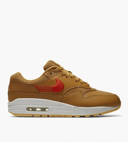 Nike Nike W Air Max 1 Premium  Wheat Team Orange Gum Yellow