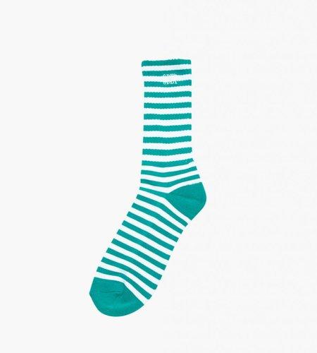 Obey Obey Dale Socks Pine White