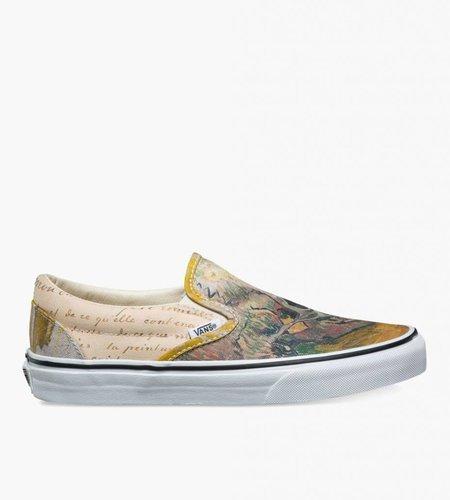 Vans Vans X Vincent Van Gogh Slip On Skull True White