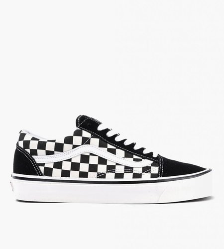 Vans Vans Old Skool 36 DX (ANAHEIM) Black Check