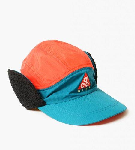 Nike Nike U NSW Tailwind Cap ACG Sherpa Geode Teal Habanero Red Black