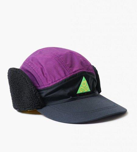 Nike Nike U NSW Tailwind Cap ACG Sherpa Black Night Purple