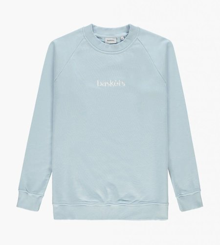 Baskèts Baskèts Crew Neck Sweat Sky