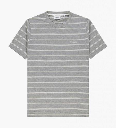 Baskèts Baskèts X Ceizer Stripe Tee Grey