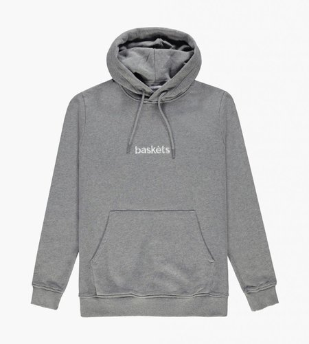 Baskèts Baskèts Premium Hoodie Grey