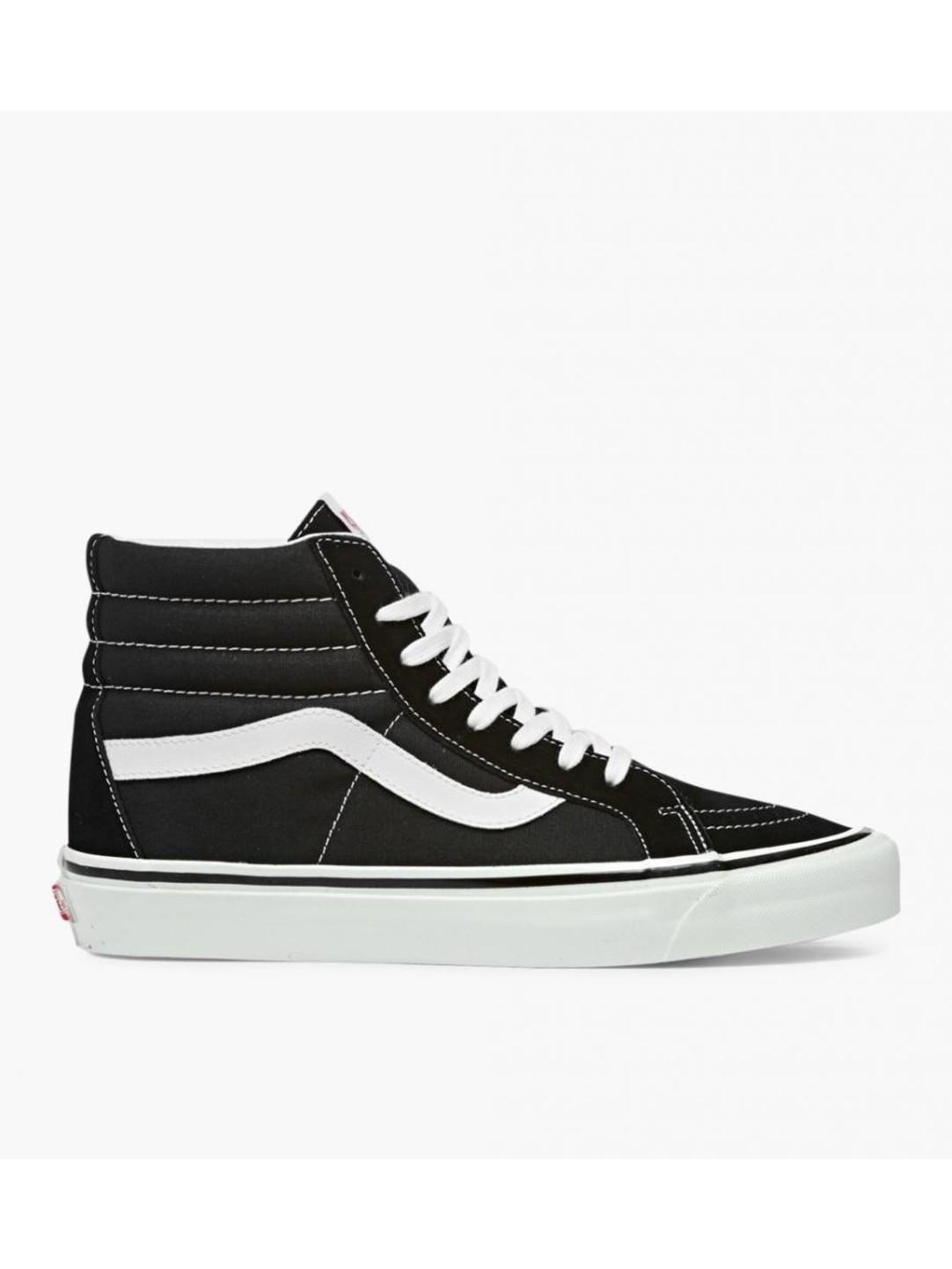 Vans SK8-Hi 38 DX (ANAHEIM) Black White