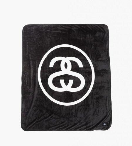 Stussy Stussy SS LInk FA18 Blanket Black