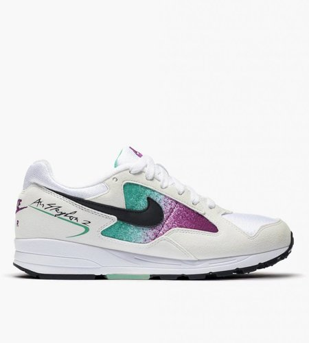 Nike Nike W Air Skylon II White Clear Emerald Black