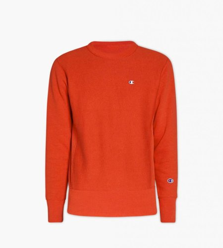 Champion Champion Crewneck Sweatshirt Orange