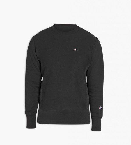 Champion Champion Crewneck Sweatshirt Black