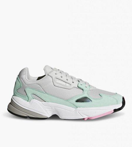 Adidas Adidas Falcon W Grey One Grey One Easy Green