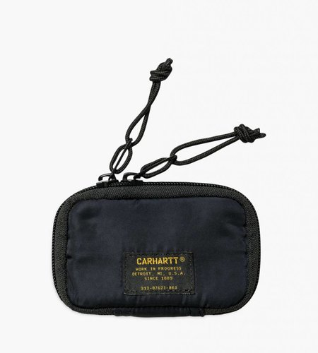 Carhartt Carhartt Military Wallet Small Dark Navy