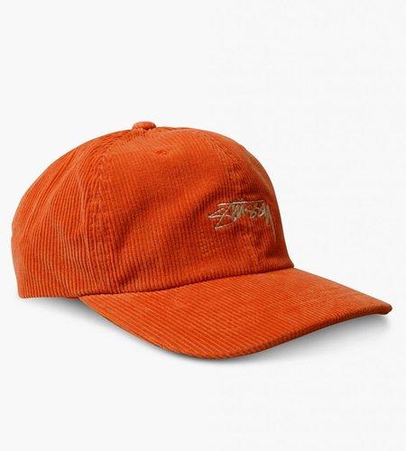 Stussy Stussy Corduroy Low Pro Cap Orange