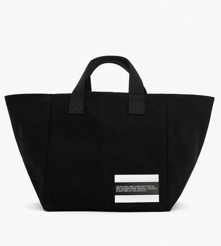 Calvin Klein Calvin Klein Denim Bucket Tote Black Rinse