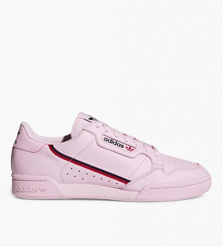 Adidas Adidas Continental 80 Clear Pink Scarlet Collegiate Navy