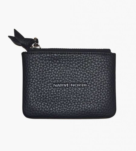 Native North Native North Leather Wallet Black