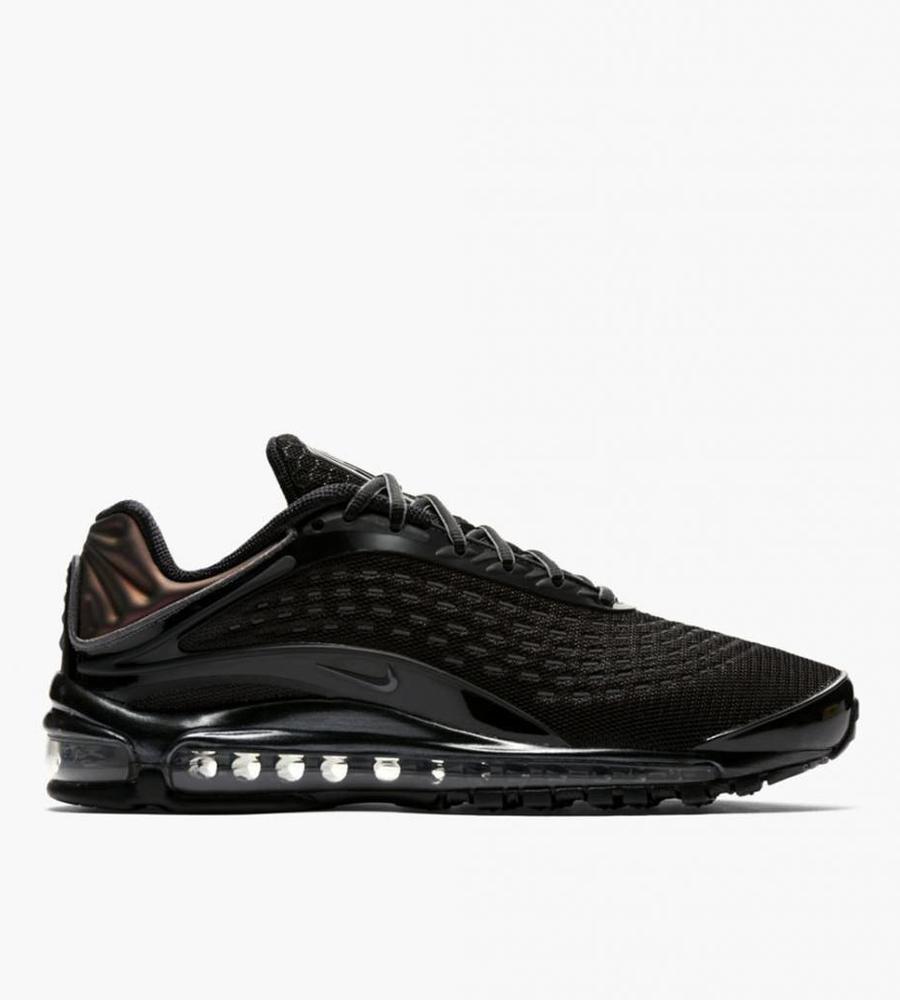 best service a3611 e3f70 Nike Nike air max deluxe black dark gray