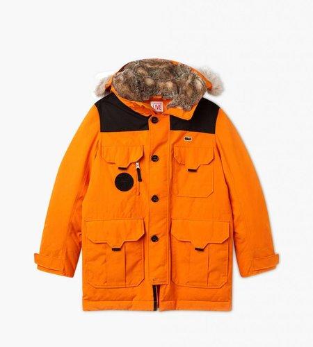 Lacoste Live Lacoste Live 1HB1 Men Jacket 09A Orange Black